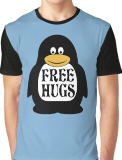 Hugs the Penguin Graphic T-Shirt