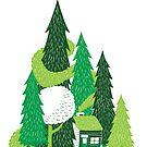 Forestry  by Sam Brewster
