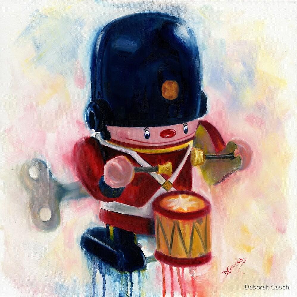 Toy Soldier- vintage by Deborah Cauchi