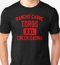 Rancho Carne Toros Cheerleading - Bring It On Unisex T-Shirt