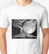 Witch Tree Moon 2016 Unisex T-Shirt