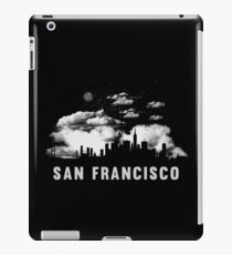 San Francisco California Skyline Cityscape iPad Case/Skin