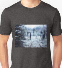 Entrance to Winter Wonderland T-Shirt
