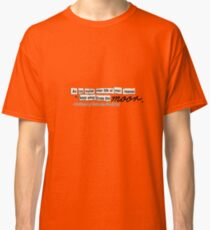 Letter to Sir Henry. - The Hound of the Baskervilles Classic T-Shirt