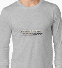Letter to Sir Henry. - The Hound of the Baskervilles T-Shirt