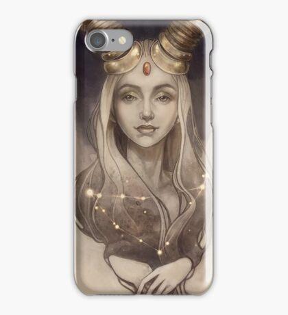 Zodiac Capricorn Coque et skin iPhone