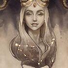 Zodiac Capricorn by strijkdesign