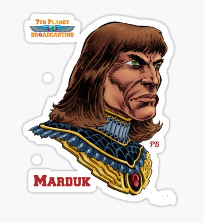 Marduk Sticker