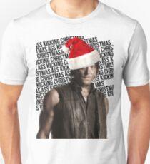 DARYL DIXON'S ASS KICKING CHRISTMAS  Unisex T-Shirt