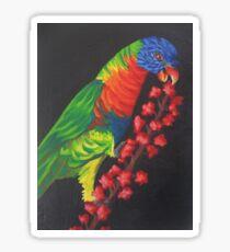 Rainbow Lorikeet #2 Sticker