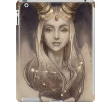 Zodiac Capricorn iPad Case/Skin
