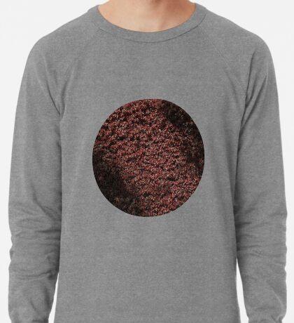 Rote Hecke des Herbstes Leichter Pullover