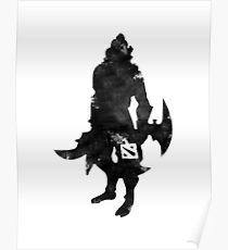 DotA 2 Antimage Poster