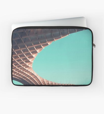 Waffel oder nicht? Laptoptasche