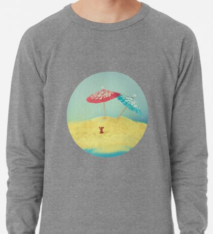 Hündchen-Insel Leichter Pullover
