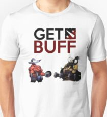 DotA 2 Buff Unisex T-Shirt