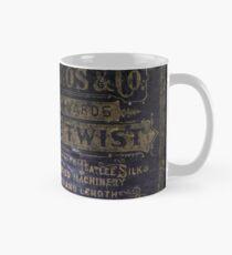 BELDING BRO'S UNEQUALED 50 YARDS MACHINE TWIST Mug