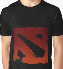 DotA 2 Dirt Graphic T-Shirt