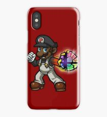 Black Mario - Final Smash iPhone Case