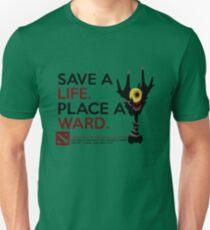DotA 2 Art of Ward Unisex T-Shirt