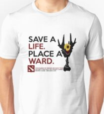 DotA 2 Art of Ward Unisex T-Shirt