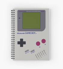 Nintendo Gameboy Spiral Notebook