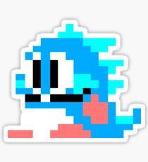 Bob from Bubble Bobble Sticker
