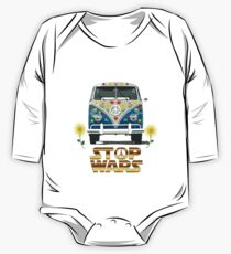 Stop Wars Kids Clothes