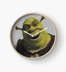 Shrek Movie Script Clock