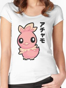 Torchic Women's Fitted Scoop T-Shirt