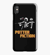 Potter Fiction - Parody iPhone Case/Skin