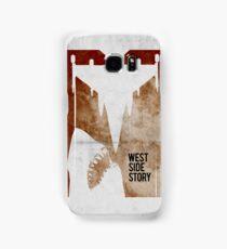 west side story Samsung Galaxy Case/Skin