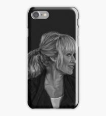 Parker Greyscale iPhone Case/Skin