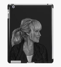 Parker Greyscale iPad Case/Skin
