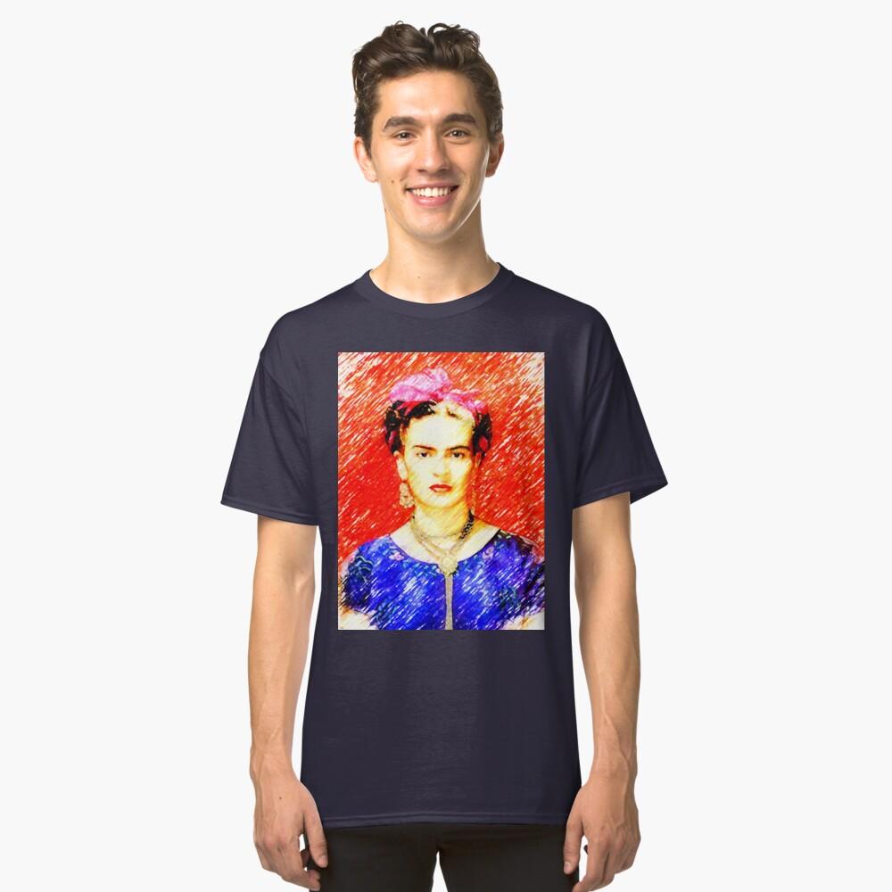 3a9faf17d81 Camiseta «Looking for Frida Kahlo...» de madalenalobaote