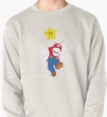 Super Mario Splattery T-Shirt Pullover