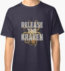 RELEASE THE KRAKEN Classic T-Shirt