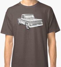 1965 Chevrolet Pickup Truck Illustration Classic T-Shirt