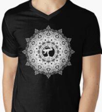 Tom Waits is Dancing  Men's V-Neck T-Shirt