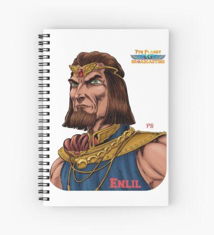 Enlil Spiral Notebook