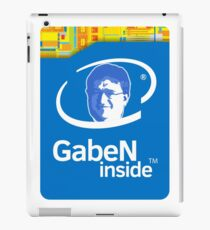 Lord GabeN Inside iPad Case/Skin