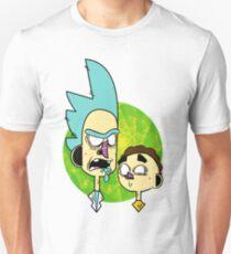 Rik and Mortty Unisex T-Shirt