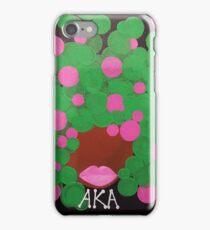 AKA Diva iPhone Case/Skin