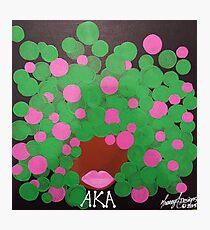 AKA Diva Photographic Print