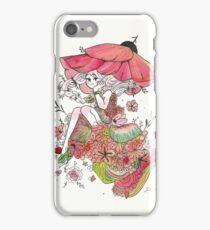 Spring Unsprung iPhone Case/Skin