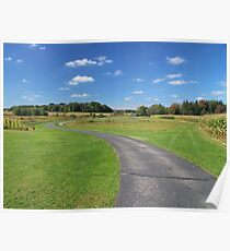 Metroparks Trail Poster