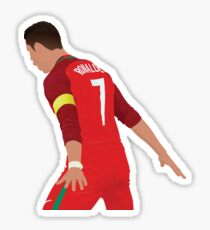 Pegatina Cristiano Ronaldo - Portugal