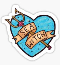 Sea Witch Sticker