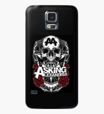 ASKING ALEXANDRIA TOUR 2016 GERRYISKANDAR GI NINE Case/Skin for Samsung Galaxy