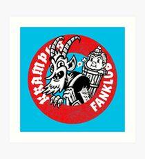 Krampus FanKlub Art Print